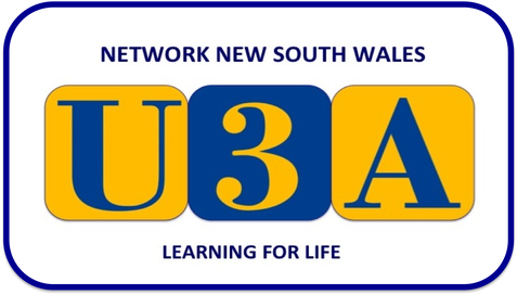 Network NSW U3A logo