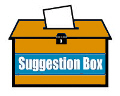 icon of a suggestion box